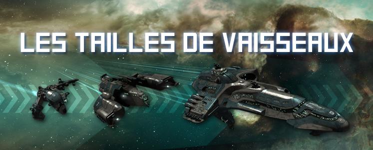 Bien connu EVE Online Guides FR - Les tailles de vaisseaux KP78